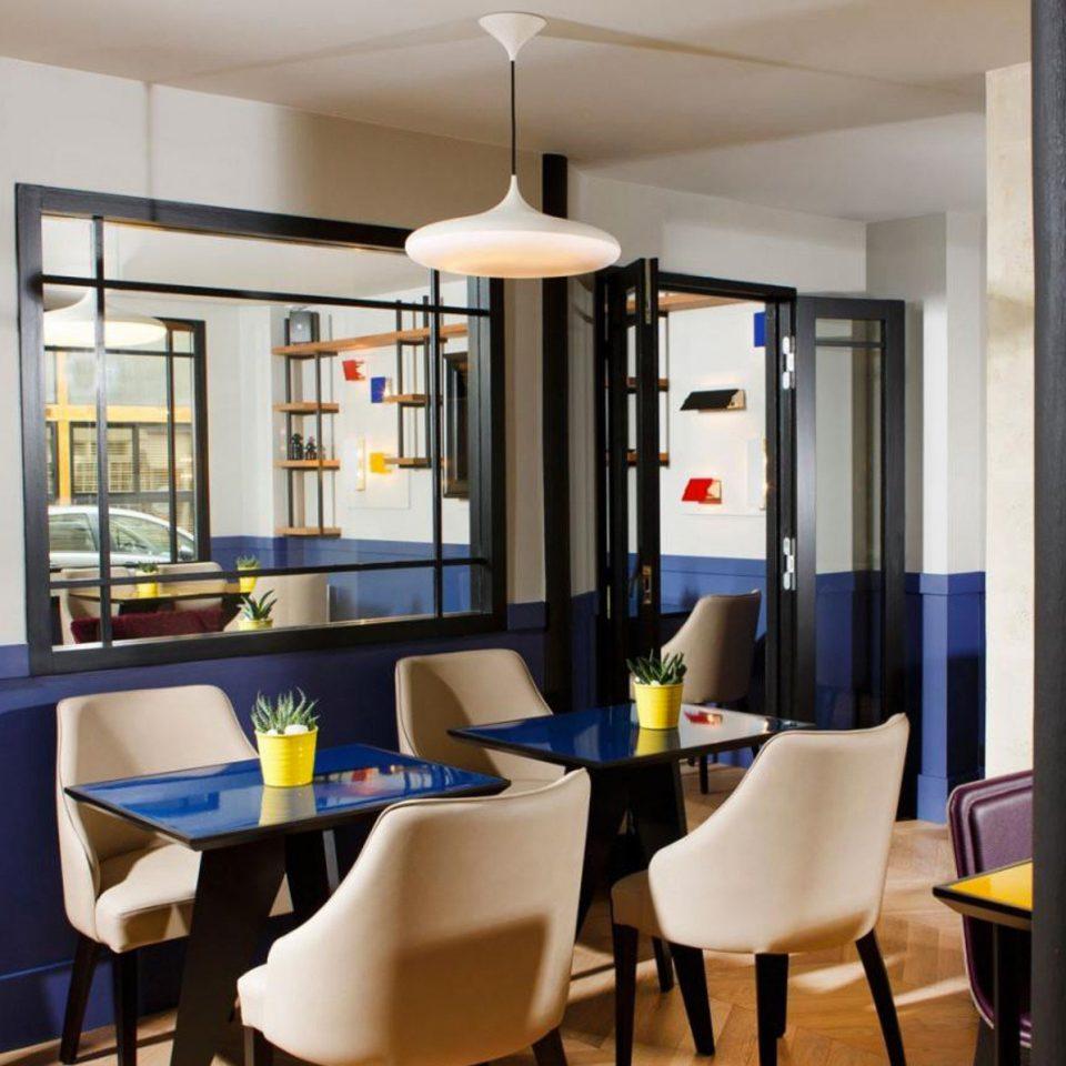 chair lighting Suite condominium restaurant dining table