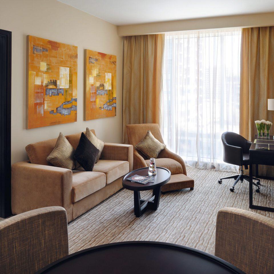 living room chair property condominium Suite home