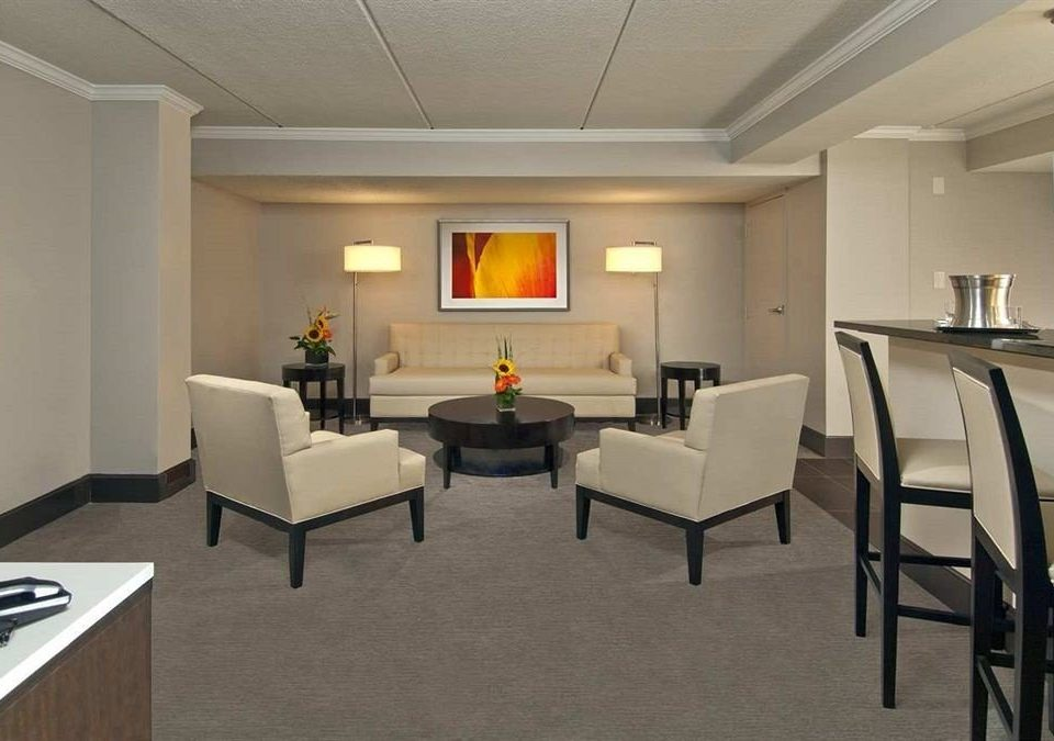 property chair Suite living room recreation room conference hall