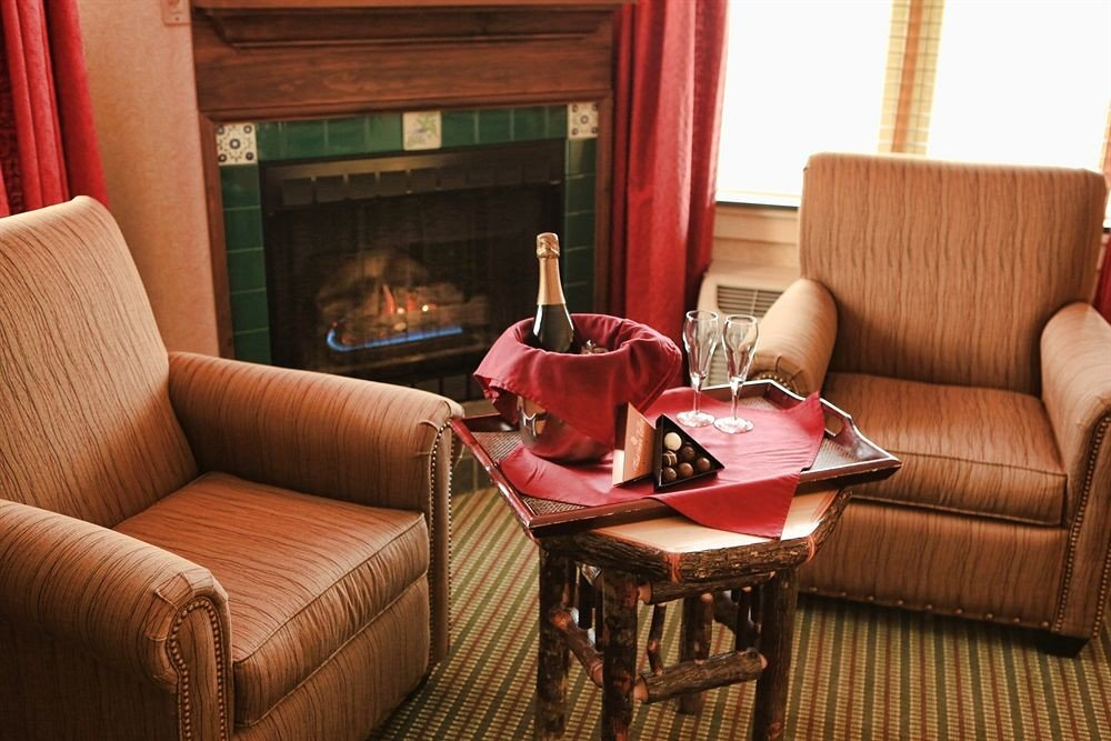 sofa chair living room property red seat Suite home cottage leather restaurant