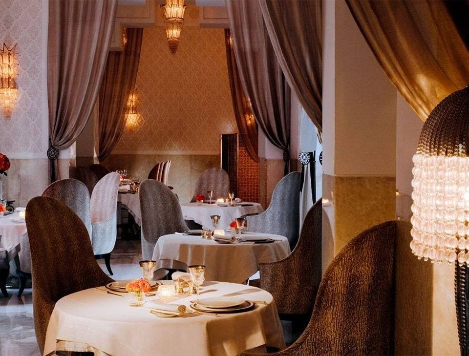 curtain chair restaurant Suite home