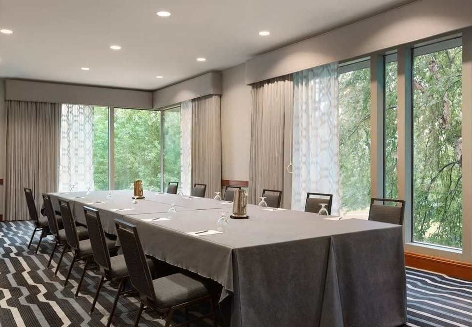 property conference hall condominium Suite function hall dining table