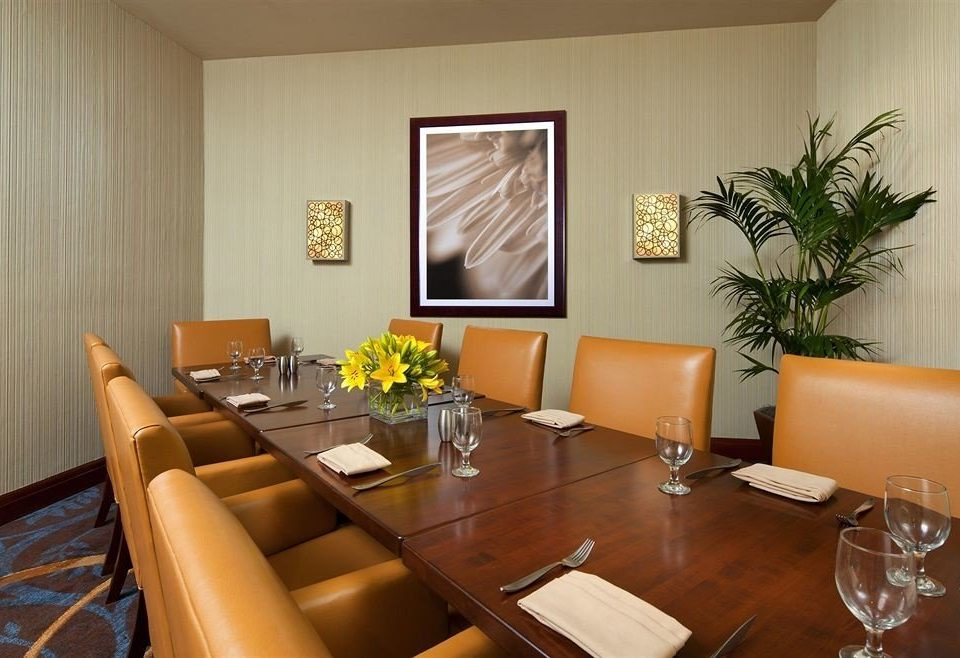 property Suite condominium living room conference hall leather