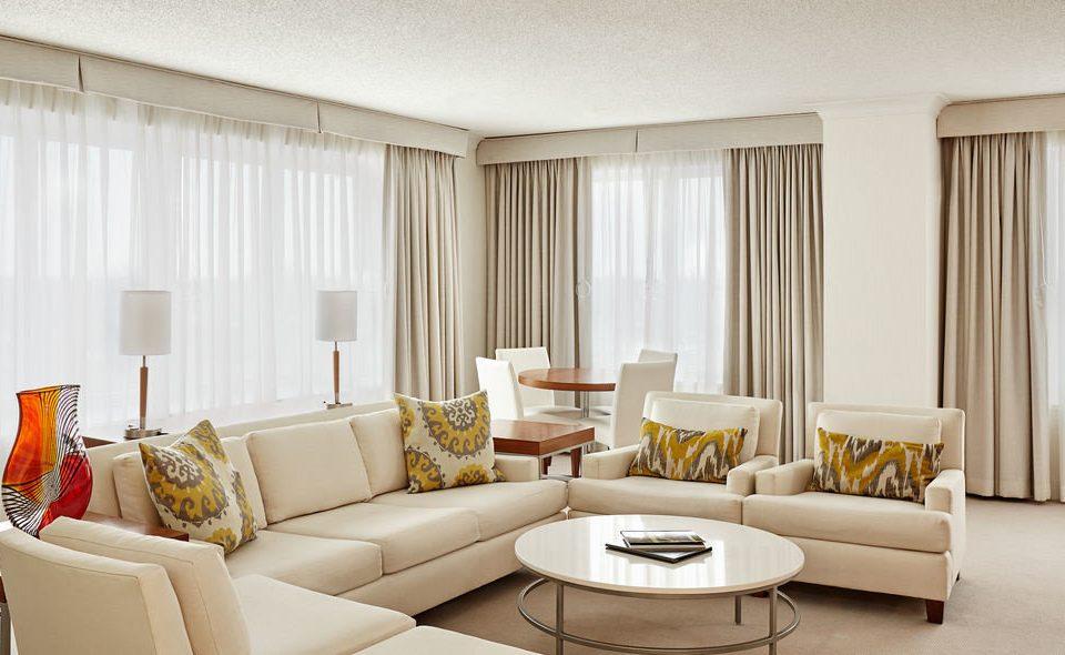 sofa living room property curtain Suite home condominium window treatment containing