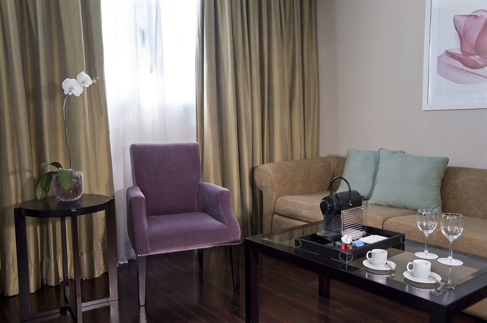 curtain property living room home Suite cottage condominium