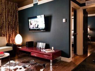 living room property Suite flat home cottage condominium loft