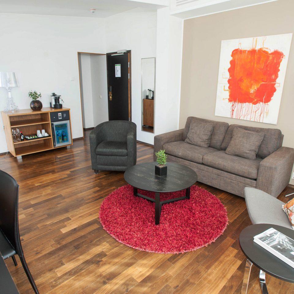 living room property home hardwood cottage Suite flooring condominium wood flooring laminate flooring loft leather