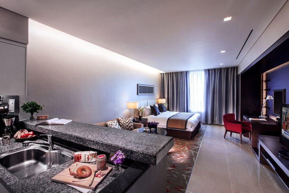 property living room Suite condominium home loft flat