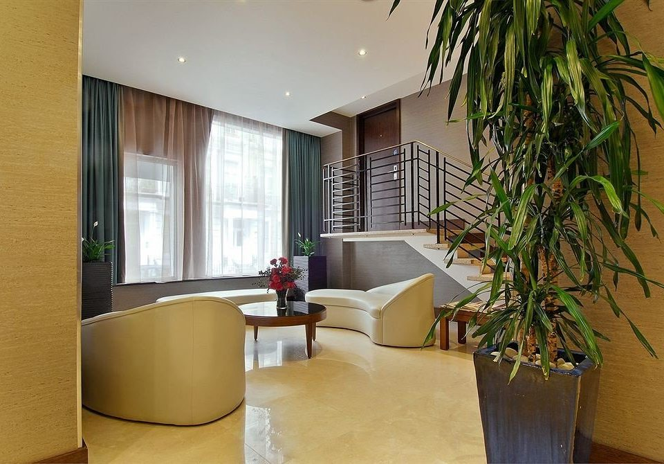 plant property condominium home house living room Suite