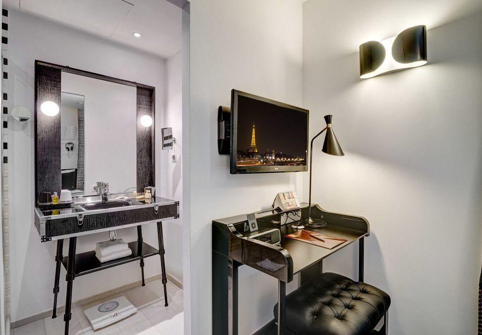 property home lighting loft Suite living room condominium