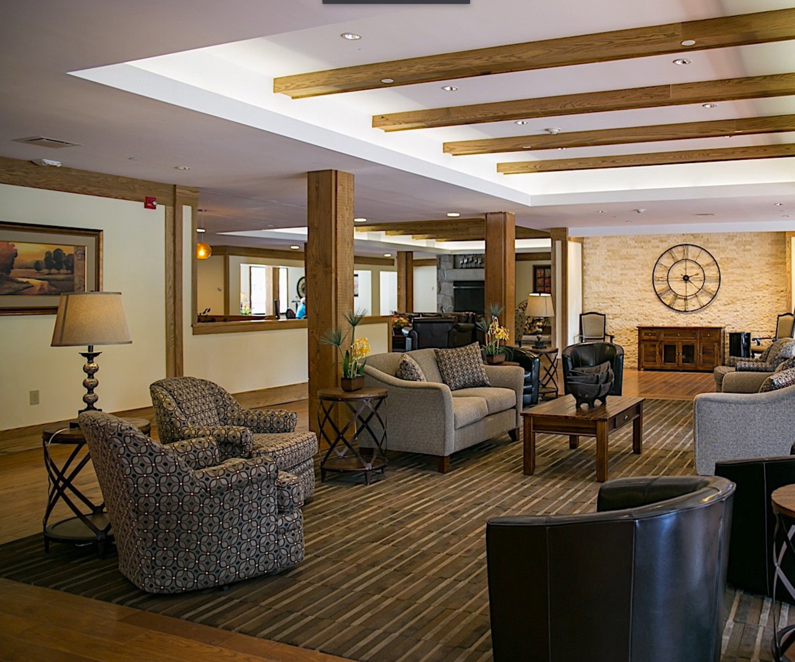 property living room home condominium Suite