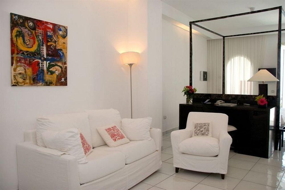 property white living room home Suite condominium pillow