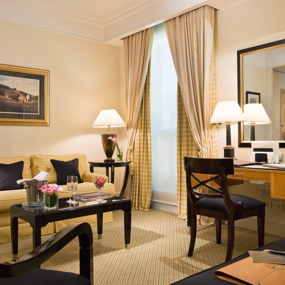 Suite property living room home condominium