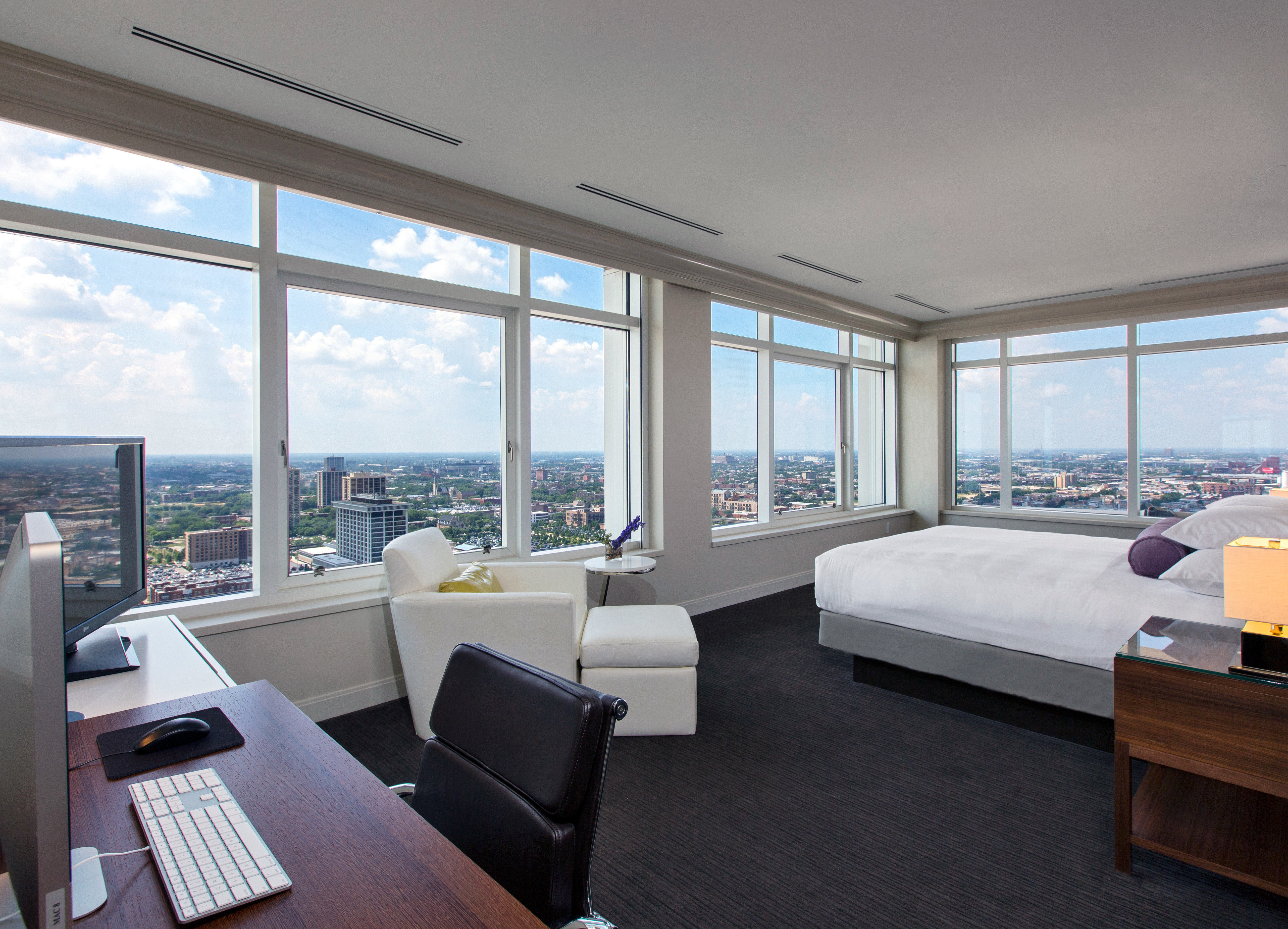 property condominium living room home Suite overlooking