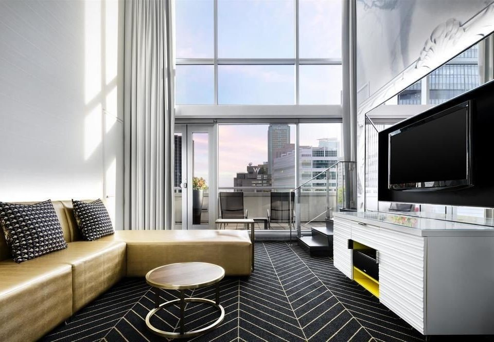 property condominium living room office Suite home loft