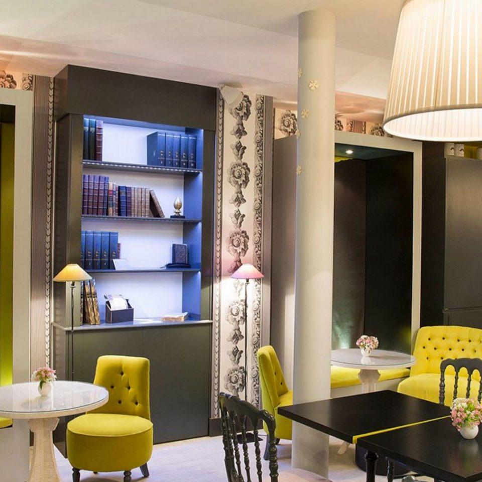 property condominium yellow home living room Suite