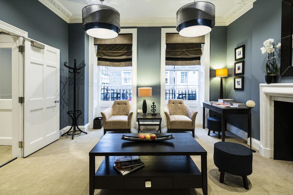 property living room home office condominium Suite