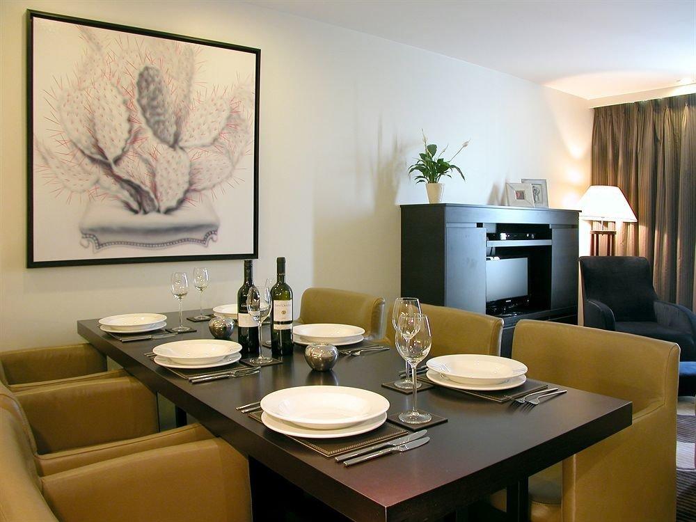 property living room Suite condominium home set