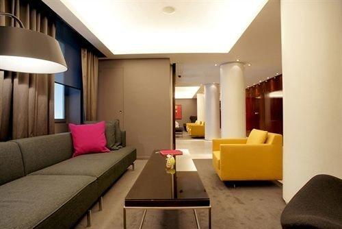 sofa property Suite living room condominium lamp