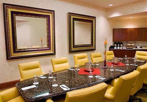 property Suite living room restaurant conference hall