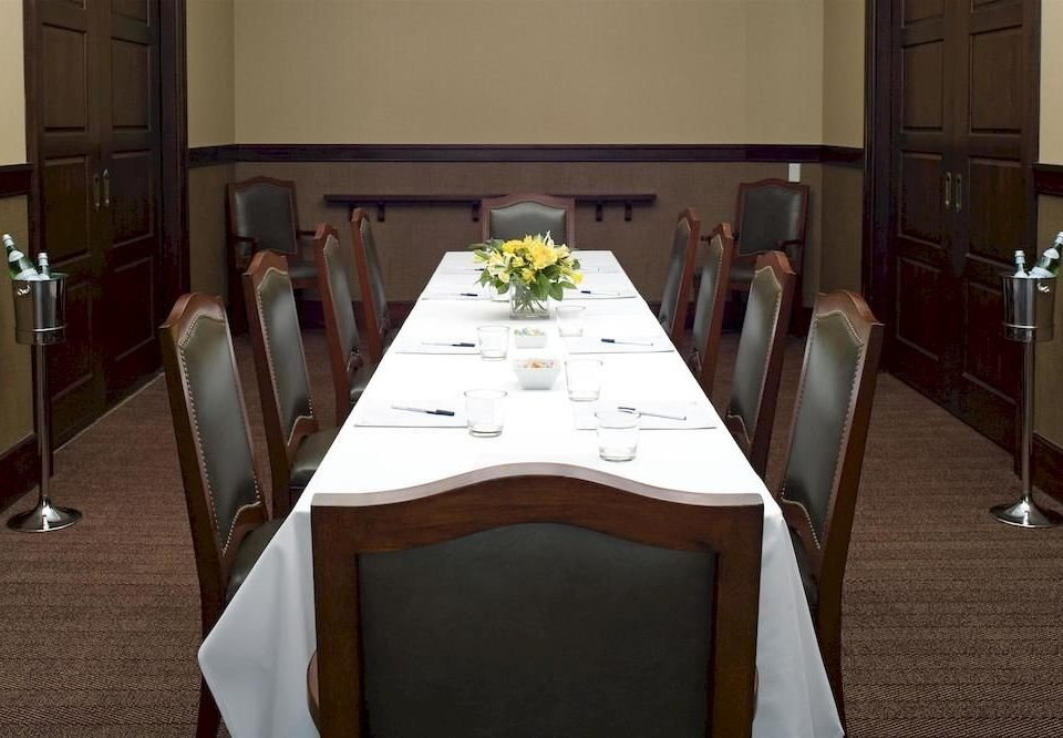 Suite restaurant conference hall
