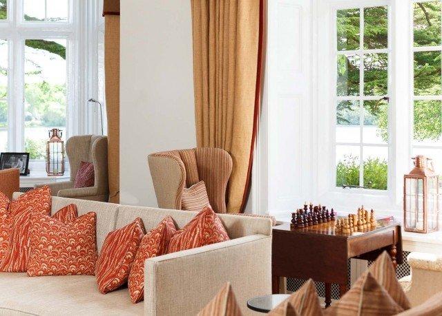 living room property curtain home window treatment textile Suite cottage