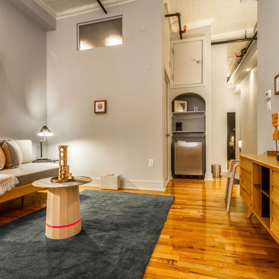 property home hardwood Suite cottage flooring living room wood flooring loft orange