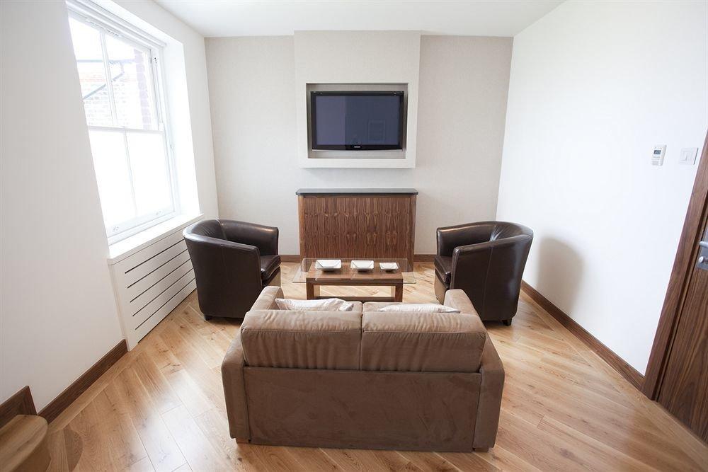 property cottage hardwood Suite home living room hard tan