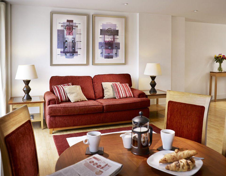 living room property home Suite cottage hardwood