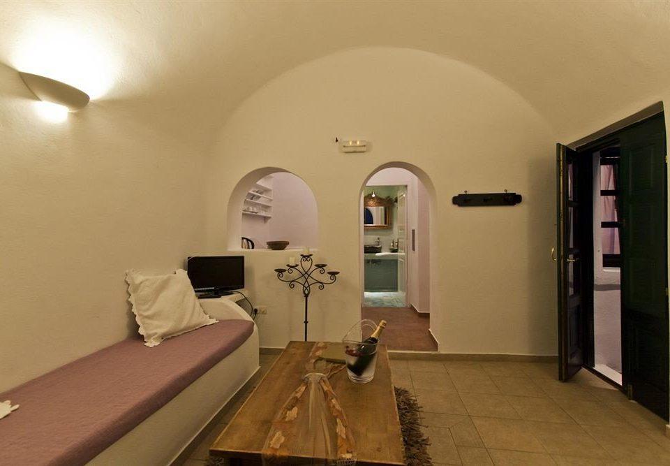 property Suite living room cottage