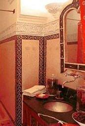 property Suite sink cottage tiled