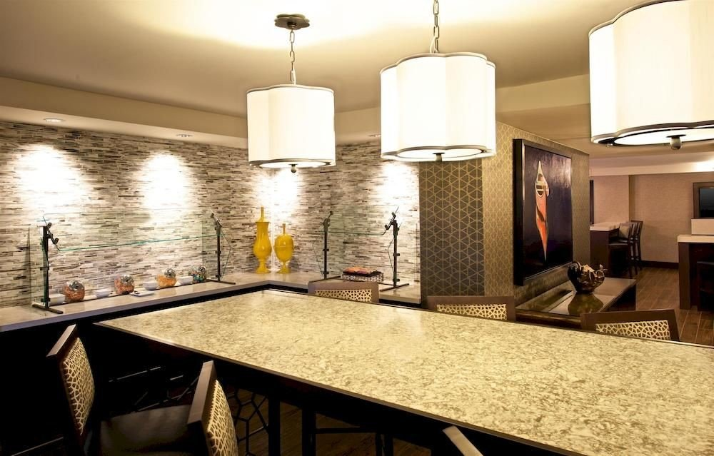 property countertop lighting home Suite