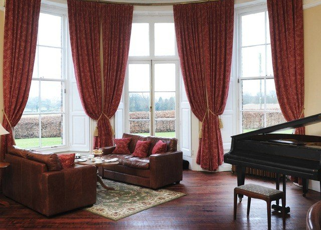 curtain property window treatment living room textile Suite rug flat