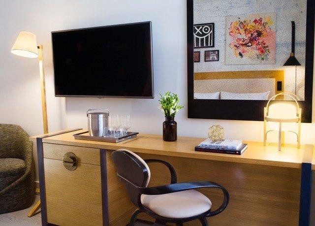 property living room office home desk Suite