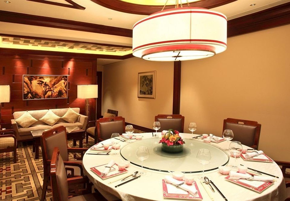 restaurant Suite living room function hall set dining table