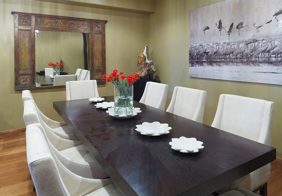 property living room restaurant home Suite dining table