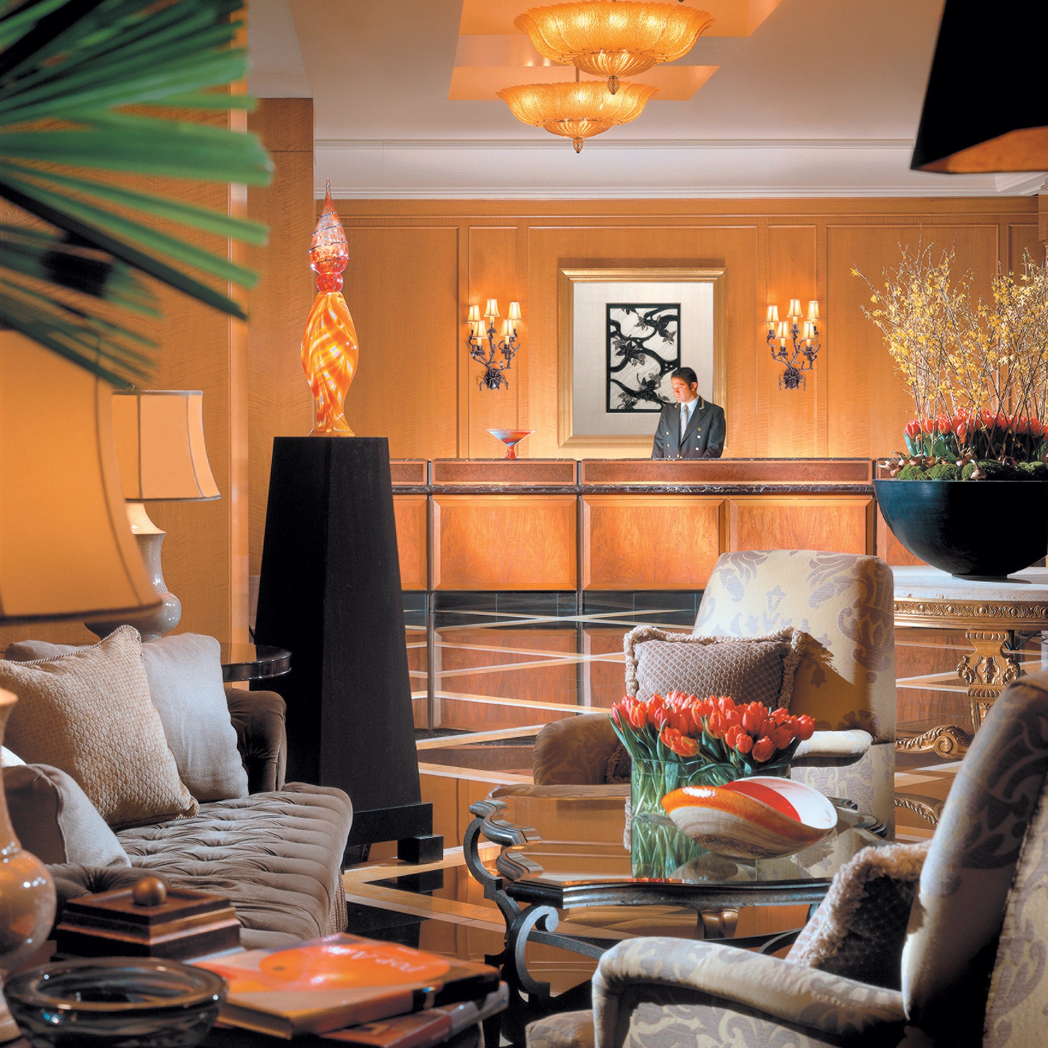 living room property home Suite orange