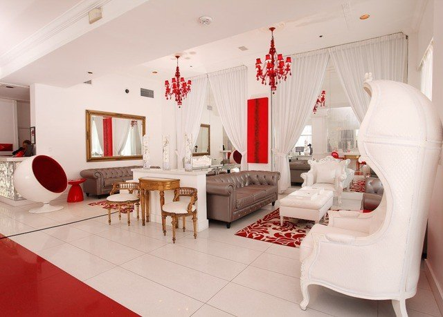 white red property living room home Suite