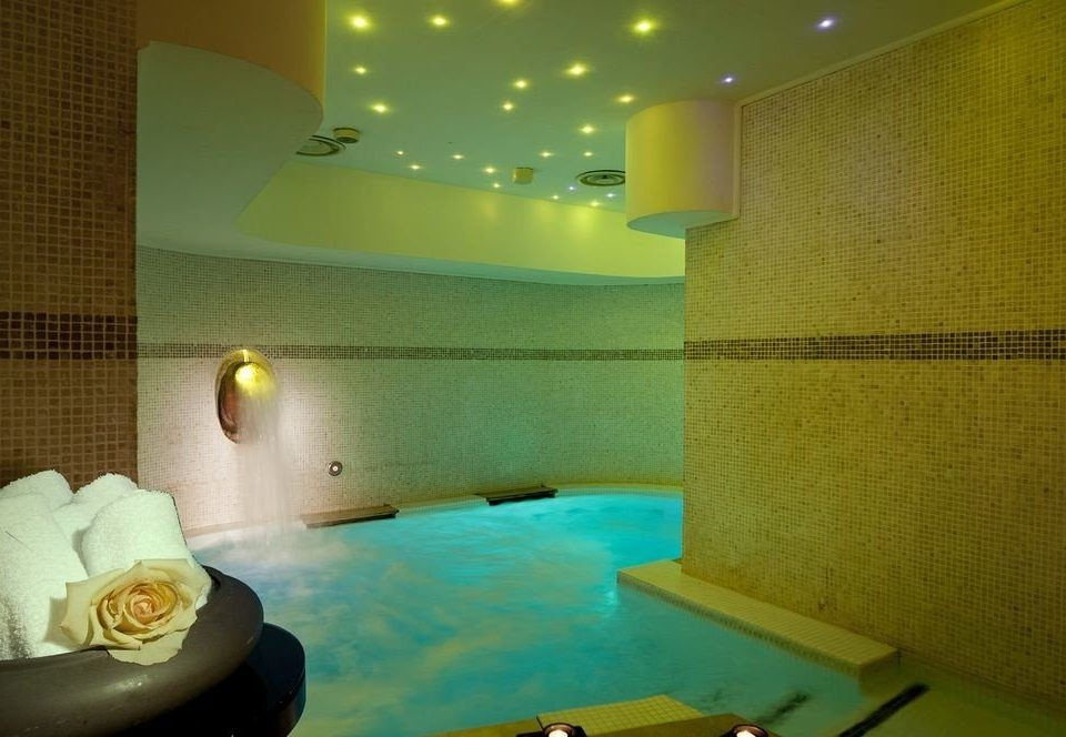 swimming pool property jacuzzi lighting Suite
