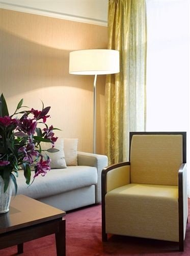 property living room Suite lighting plant lamp