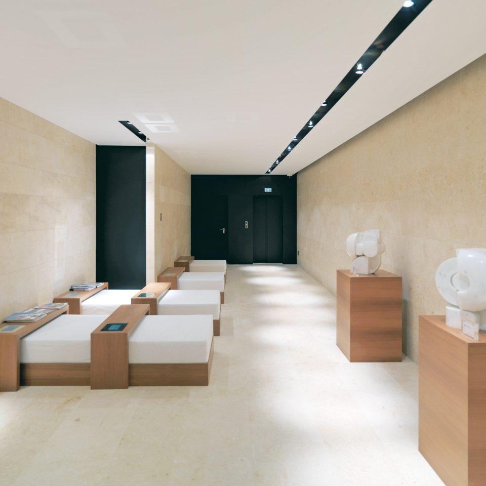 property Suite living room loft
