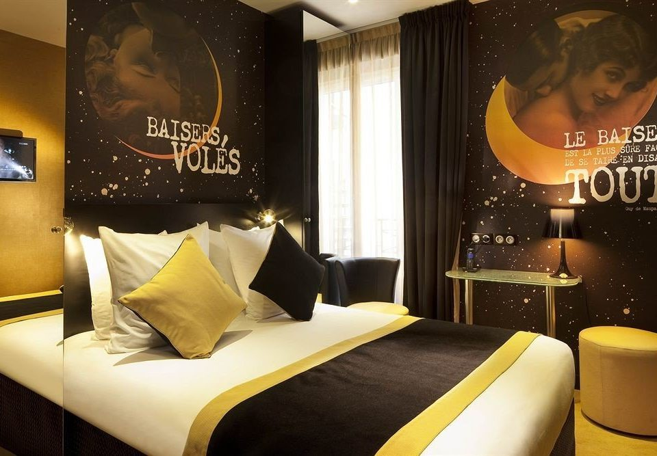 Trip Ideas yellow Suite