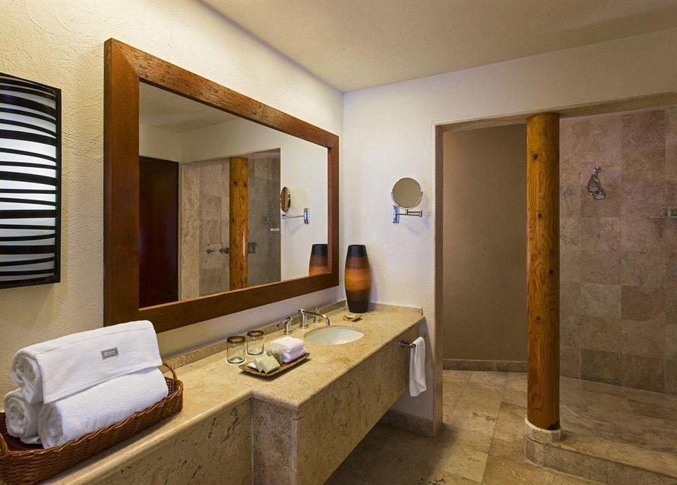 bathroom property sink Suite home cottage Villa