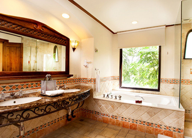 property bathroom home Suite mansion cottage living room farmhouse Villa tile tiled