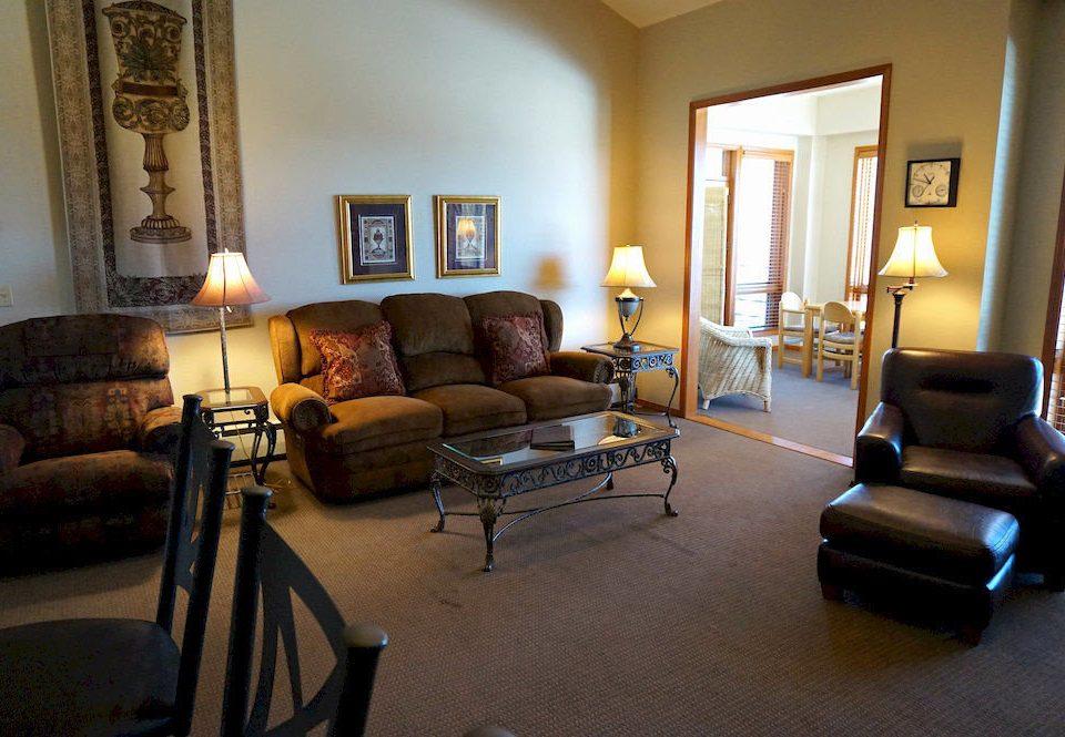 sofa property living room building home condominium cottage Villa Suite