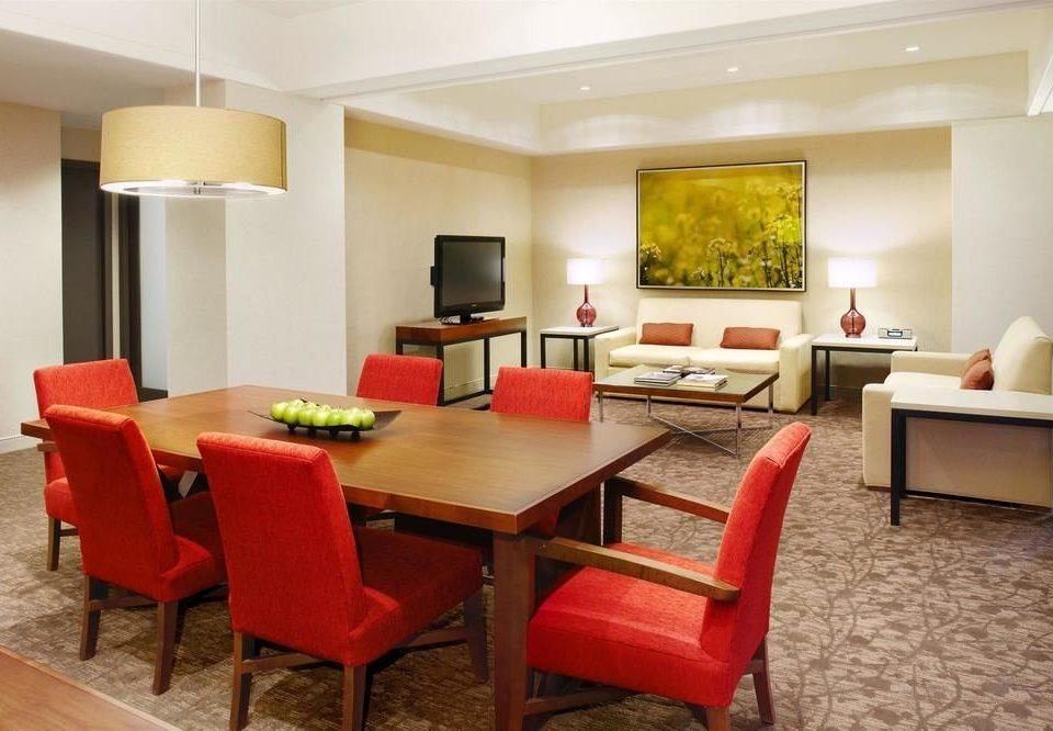 chair red property living room Suite condominium Villa