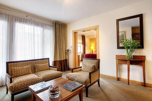 property condominium Suite living room home Villa cottage