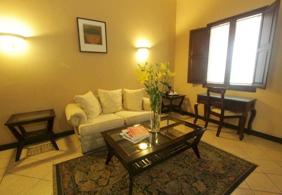 property living room condominium cottage Villa Suite hardwood rug