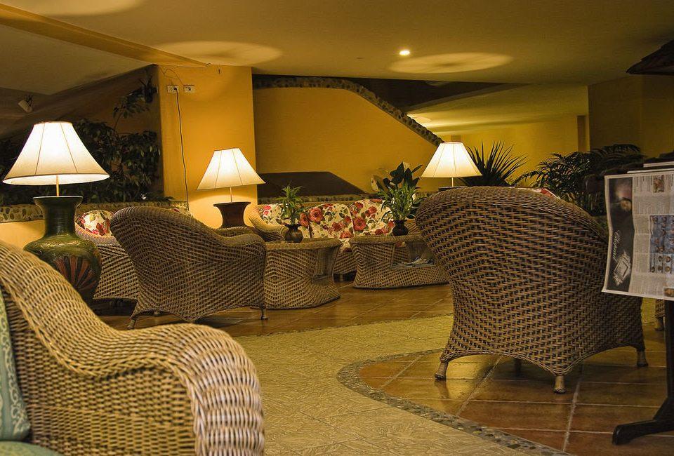 property living room Suite home cottage condominium Villa lamp