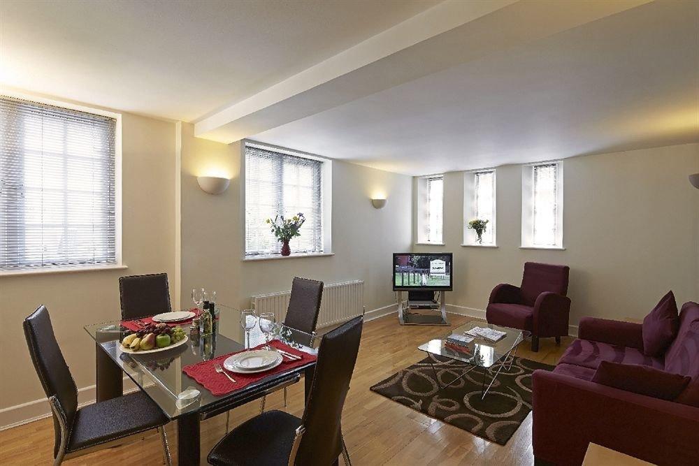 property living room condominium home red Suite Villa cottage leather